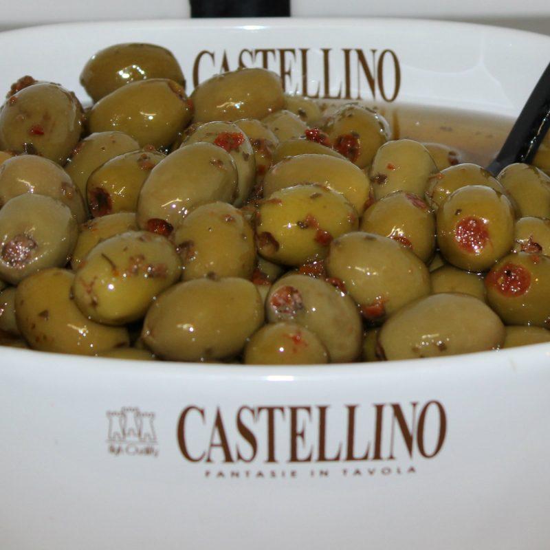 olives sundried tomatoes