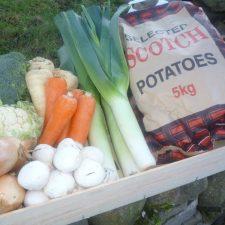 Kilnford Veg Box
