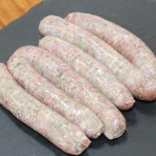 cumberland sausages 250g