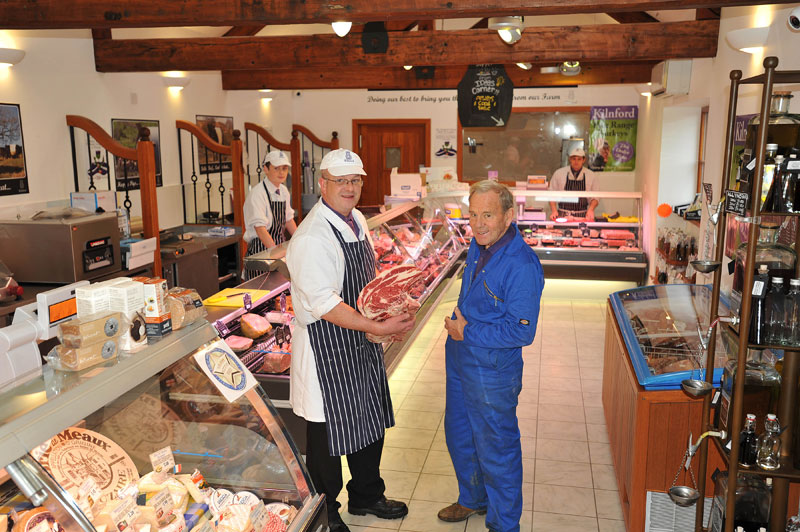 Kilnford Butchers in Dumfries
