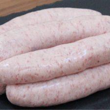 jumbo pork sausages