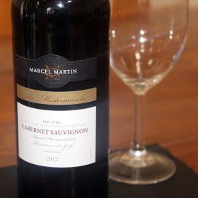 marcel martin cabernet sauvingon