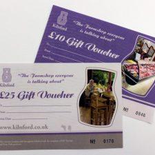 Kilnford Gift Vouchers
