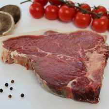 galloway beef t bone steak