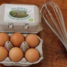 Mrs Mcmyns Eggs