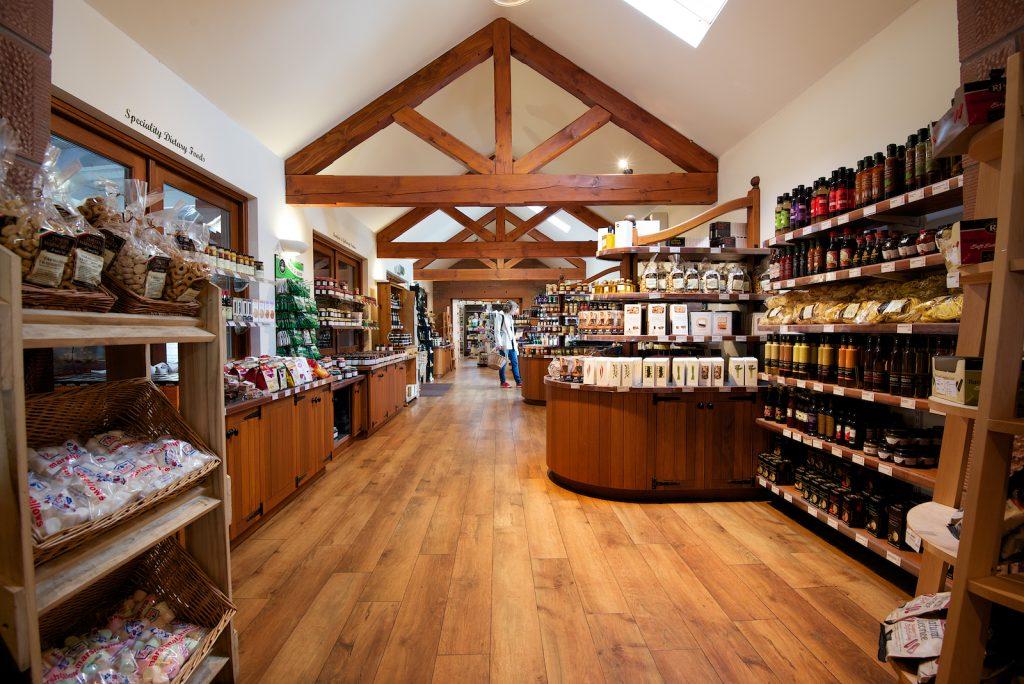Farm Shop & Larder at Kilnford, Dumfries