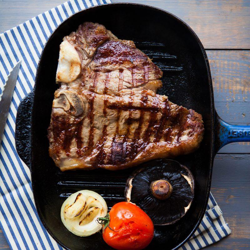Galloway Beef T Bone Steak
