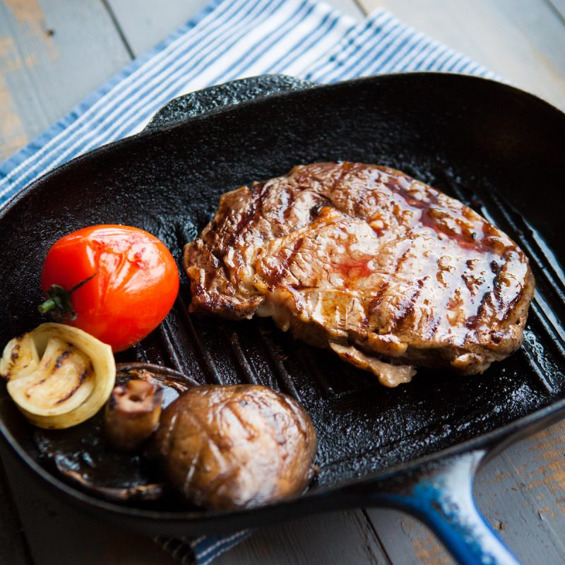 Galloway Beef Ribeye Steak