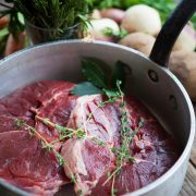 Shin of Galloway Beef