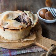 Kilnford beef & black pudding pie-3