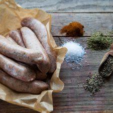 Kilnford cumberland pork sausage-6