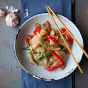 Kilnford garlic & herb style chicken stirfry-2