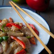 Kilnford garlic & herb style chicken stirfry-4