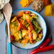 Kilnford indian style chicken curry-1