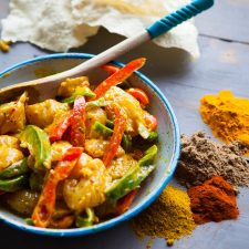Kilnford indian style chicken curry-4