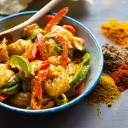 Kilnford indian style chicken curry-5