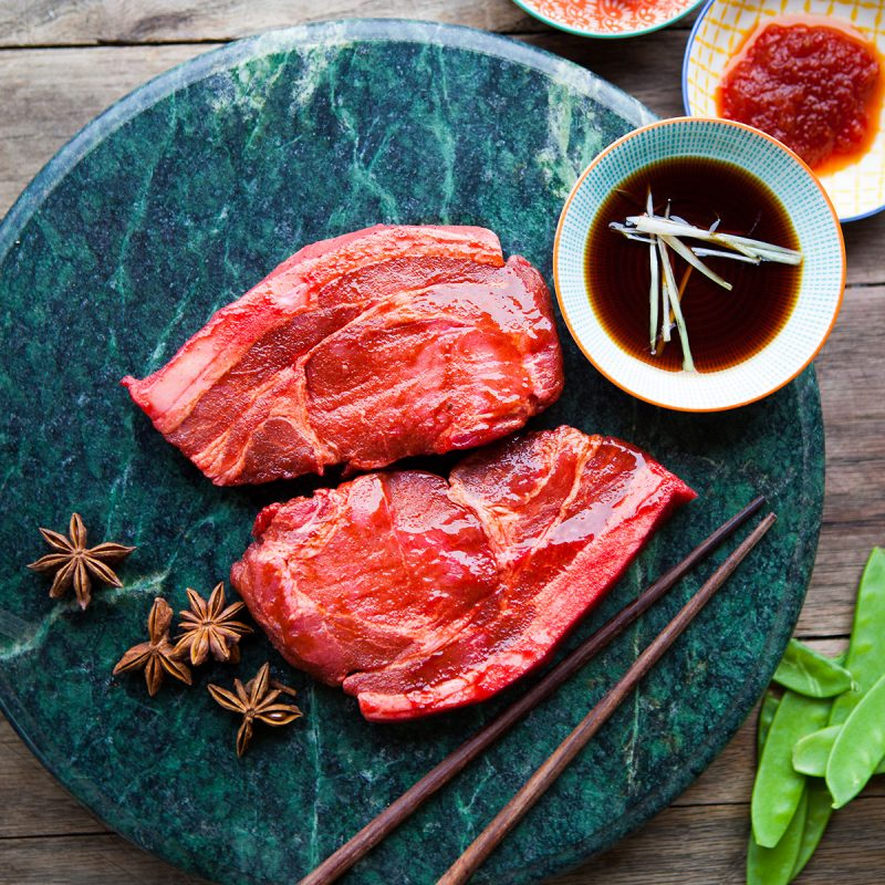 Kilnford outdoor chinese pork steaks-2