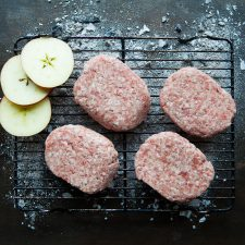 Kilnford pork & apple burger-1