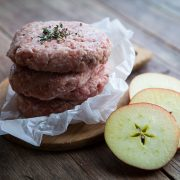 Kilnford pork & apple burger-4