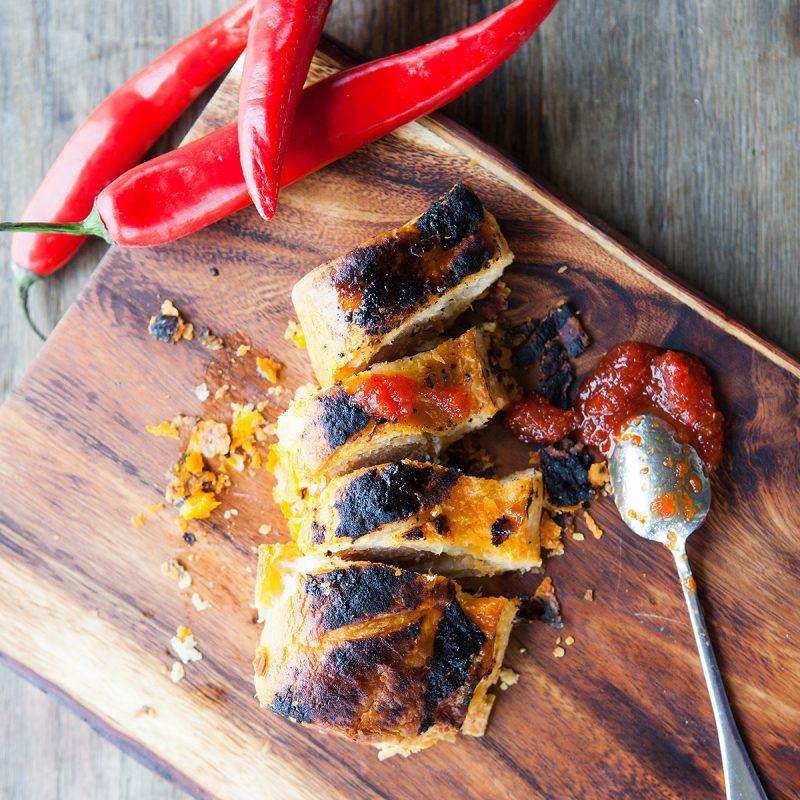 Kilnford sweet chilli sausage roll-2