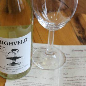 Highveld Sauv Blanc