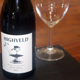 highveld shiraz
