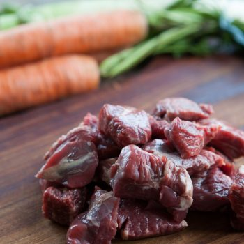 Home Reared Galloway Beef Cuts for Stews & Casseroles
