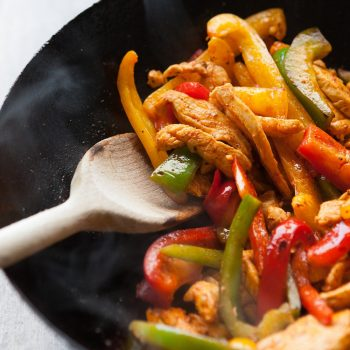 Curries and Stir Fries