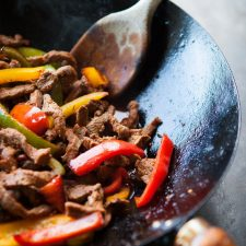 Galloway Beef Stir Fries and Curries