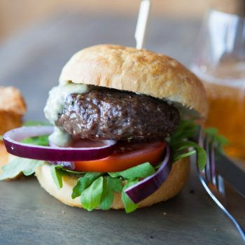 Handmade Burgers and Sausages