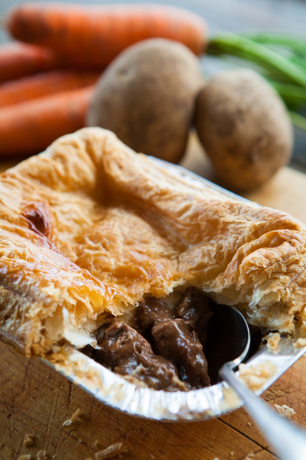 Kilnford Homemade Galloway Steak Pie