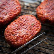 Galloway Stroganoff Burger