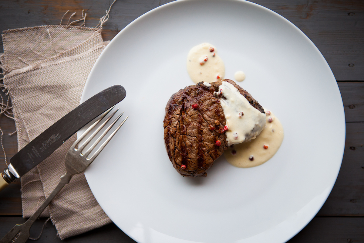 How to mature steak at home