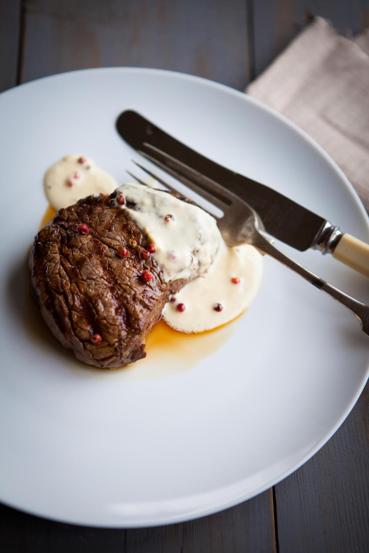 how to cook beef fillet steak