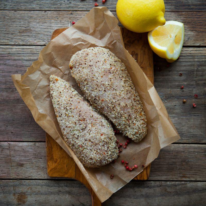 Kilnford Lemon Pepper Chicken Fillets