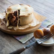 Kilnford beef & black pudding pie-4