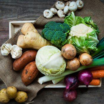 Kilnford Fruit and Veg Boxes