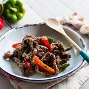 Kilnford garlic & herb beef stirfry-4