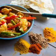 Kilnford indian style chicken curry-3