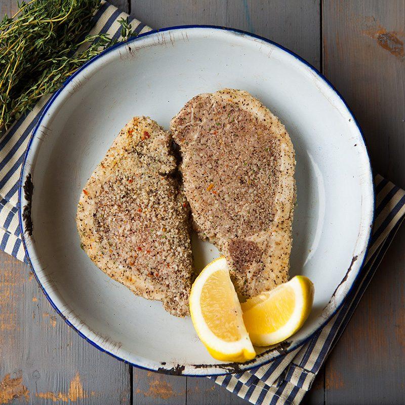 Kilnford lemon pepper pork steaks-2
